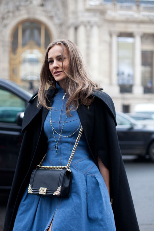 la-modella-mafia-Fall-2013-fashion-week-street-style-Couture-Chanel-via-harpersbazaar