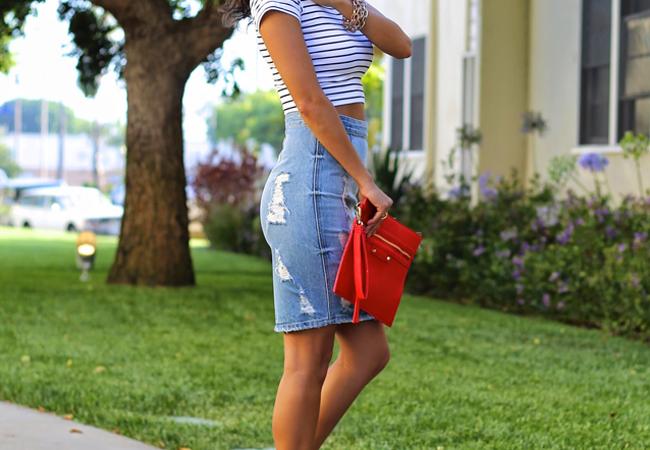 denim-skirt-outfit